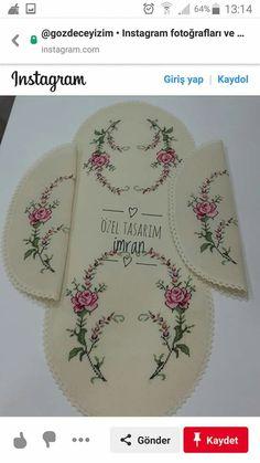 Baby Knitting Patterns, Cross Stitch Patterns, Elsa, Instagram, Cross Stitch, Embroidery Stitches, Punto De Cruz, Spring, Pintura