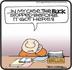 Ziggy on Gocomics.com