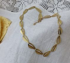 Vintage Halsschmuck - 333er Goldkette Halskette Collier 50/60iger GK102 - ein…