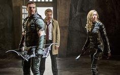 John Constantine Returns in Arrow Episode 4.05 Photos!