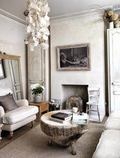 20 όμορφες ιδέες διακόσμησης του καθιστικού σε μποέμ στύλ!
