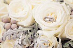 Photo by Megan. #MinneapolisWeddingPhotographer #WeddingRings #Rings #Love