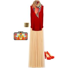 """Bird of Paradise"" by hulagirl-61 on Polyvore"