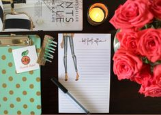 Brittany Fuson Paper offers stylish products for your every day needs.
