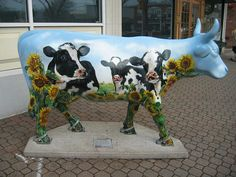 Cow Parade, West Hartford, CT