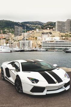 Lamborghini Aventador Is that Athens I see in the background?