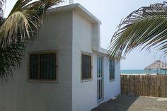 BEACH & POOL FRONT FURNISHED VILLA  in Manabi