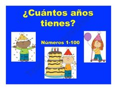 Spanish numbers 1-100 from Spanish Classroom on TeachersNotebook.com (16 pages)