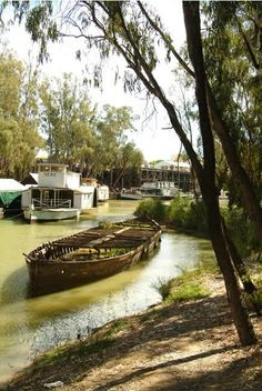 Port of Echuca, Murray River, Victoria, Australia Victoria Australia, South Australia, Australia Travel, Australia Holidays, Murray River, Rock Pools, Cool Photos, Amazing Photos, Places To See
