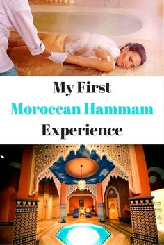 My First Moroccan Hammam Experience