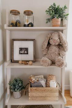 Beyond blue and pink, our gender neutral nursery design is fun, functional, and fresh enough for kids, while chic and sophisticated enough for you. Baby Nursery Decor, Baby Decor, Girl Nursery, Girl Room, Babies Nursery, Nursery Room Ideas, Ikea Nursery, Bunny Nursery, Room Girls