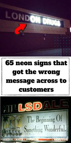 Words never hurt anyone…except when they accidentally become a part of these 65 questionable neon sign fails! #awesome #amazing #facts #funny #humor #interesting #trending #viral #news #entertainment #memes #facts Animals And Pets, Cute Animals, Crescent Roll Recipes, Fashion Fail, Girl Photography Poses, Amazing Facts, Air Fryer Recipes, Nature Wallpaper, Weird Facts