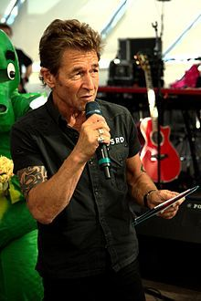 Peter Maffay in Leipzig 2012