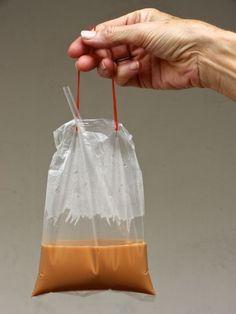 Take away kopi packet!