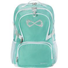 Nfinity Teal Princess Backpack
