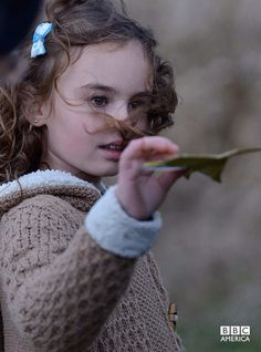 Orphan Black - Kira- this little girl is so cute, I can't stand it!