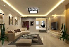 New Living Room Designs. 20 Luxury New Living Room Designs. New Living Room Designs Ideas 2018 Luxury Living Room, Room Design, Decor Design, Modern Living Room Interior, House Interior, House Decorating Themes, Ceiling Design Living Room, Living Design, Living Room Designs