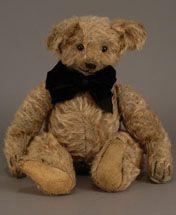 antique teddy