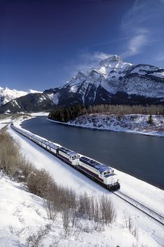 The natural beauty and splendor of the Canadian Rockies.