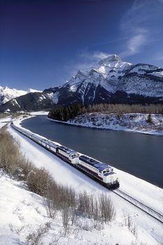 Banff . Alberta Canada