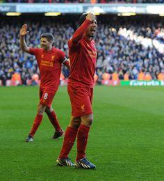 Liverpool v Chelsea 21/4/13