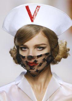 Louis Vuitton nurse