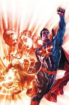 """Superman """"Secret Origin"""" by Lee Bermejo"""
