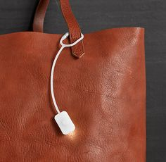 Mini Magnetic Bag Light. GENIUS.