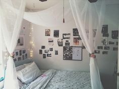 Love this idea. Especially the canopy and lights.