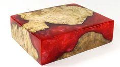 Hybrid-Wood-Acrylic-Red-Shimmer
