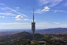 Torre de Collserola, Barcelona | Flickr - Photo Sharing!