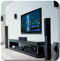 How You Can Improve Your Home Theater Entertainment-Experiences With Surround Sound Speakers For TV