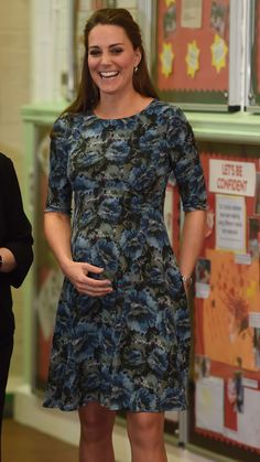 Pregnant with baby #2...Duchess of Cambridge.