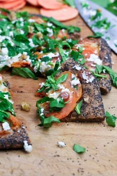 Sweet Potato and Spinach Pizza - The Healthy Foodie