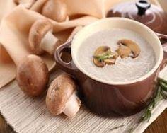 Velouté de champignons aux noisettes : http://www.cuisineaz.com/recettes/veloute-de-champignons-aux-noisettes-17271.aspx