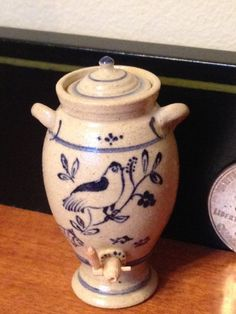 IGMA Artisan Jane Graber Miniature Water Cooler | eBay