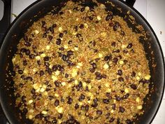 Today for lunch I made one of my favorite THM E Meals (a meal higher in carbs and lower in fat) I used this recipe I found here a. Trim Healthy Recipes, Trim Healthy Momma, Low Carb Recipes, Whole Food Recipes, Snack Recipes, Cooking Recipes, Snacks, Mexican Quinoa, E Recipe