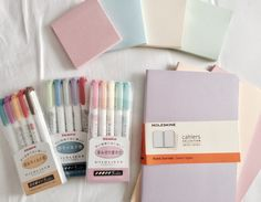aesthetic pastel stationery cute kawaii school supplies bullet journal spread bujo layout soft notes art planner ✧∘˚˳° School Stationery, Cute Stationery, Stationery Store, Bibel Journal, Cool School Supplies, School Suplies, School Study Tips, School Essentials, Bullet Journal Ideas Pages