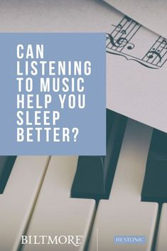 Can music help you sleep better? George & Edith Vanderbilt filled Biltmore Estate with music – and it might be the key to modern-day sleep challenges! Sleep Better, Good Night Sleep, Native American Flute, Feeling Sleepy, Sleep Solutions, Before Sleep, Bedtime Routine, Relaxing Music, Listening To Music