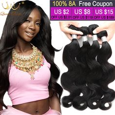 8a Grade Virgin Unprocessed Human Hair Brazilian Hair Weave Bundles 4Pcs Lot Brazilian Virgin Hair Body Wave Queen Berry Hair ** You can find more details by visiting the image link.