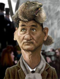 Bill Murray grande homem!