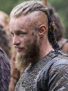 Travis Fimmel as Ragnar Lothbrok