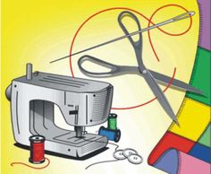 Curso online de corte y costura Sewing Class, Sewing Tools, Sewing Basics, Sewing Hacks, Sewing Tutorials, Sewing Projects, Diy Clothing, Clothing Patterns, Sewing Patterns