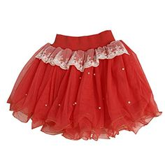 Toddlers Princess Party Tutu Dance Mini Skirt Dress Pettiskirt  - Click image twice for more info - See a larger selection of little girl skirt sets at http://girlsdressgallery.com/product-category/skirt-sets/ - girls,toddler,little girls clothing, little girls fashion, little girls dress, little girls fashion, baby, gift ideas