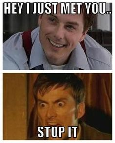 I think that sums it up. David tennant is beautiful even when he yells