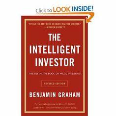 This book is written by Warren Buffett's Professor Benjamin Graham. Enough said ;)