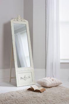 Espejo vestidor vintage Belvedere en Ámbar Muebles