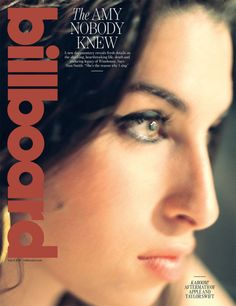 Billboard Cover: Sam Smith, Mark Ronson and More on Amy Winehouse's Lasting Legacy, Tragic End and Eye-Opening New Documentary Amy Winehouse Documentary, Amy Jade Winehouse, Art Magazin, Jazz, Billboard Magazine, Jackson, Mark Ronson, Sam Smith, Movies