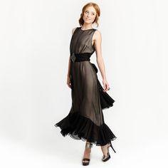 SOOOO CUTE!!!!! Dakota Dress Black, $145, now featured on Fab.