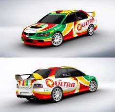 Mitsubishi Lancer racing livery. We collect and generate ideas: ufx.dk